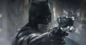 solo Batman Ben Affleck